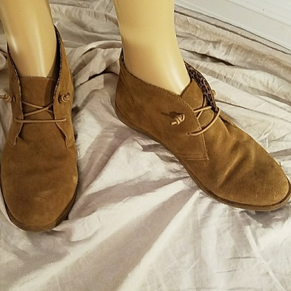 7182a518f Lucky Brand Shoes - Lucky brand booties 8 1/2